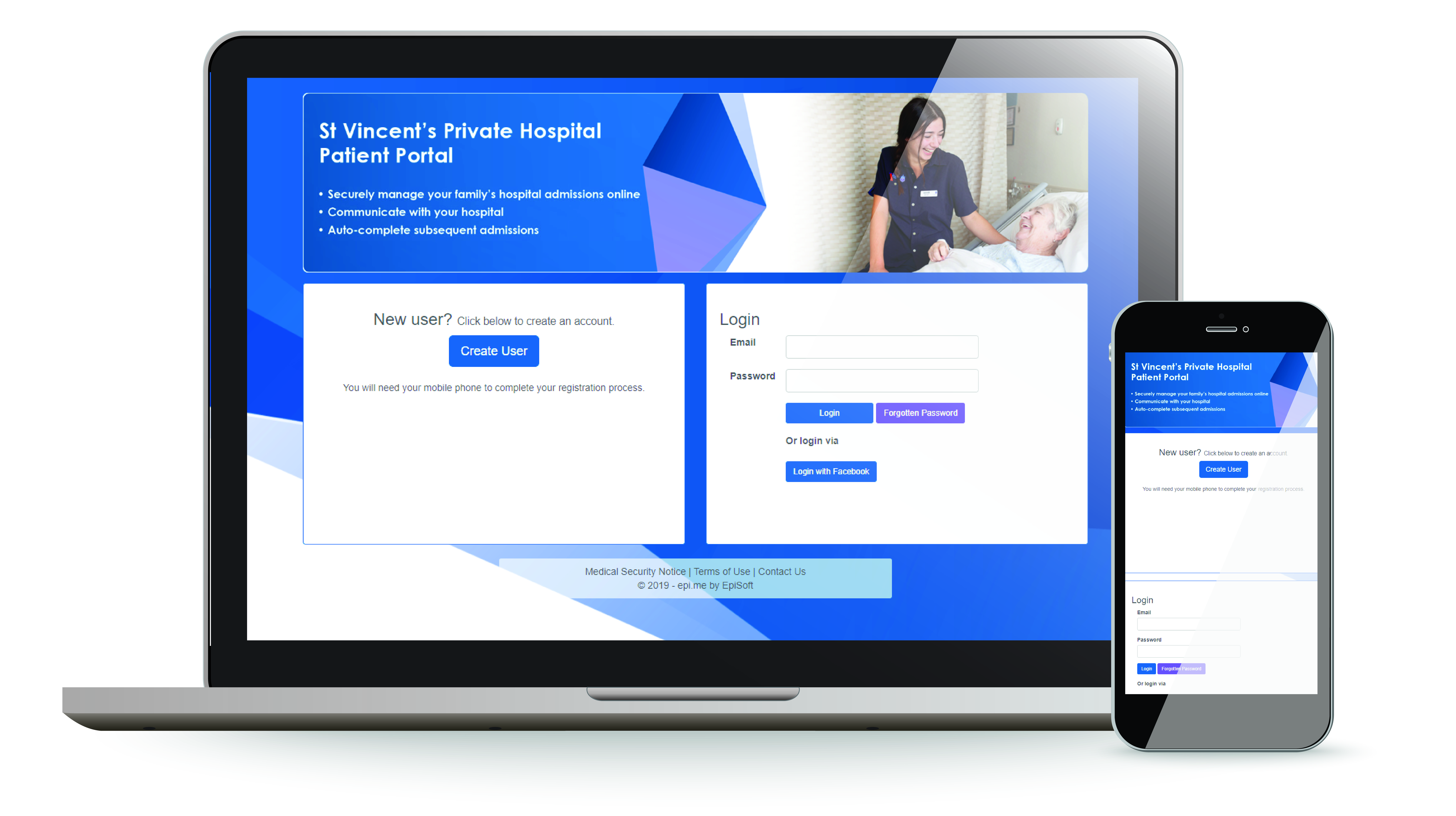 You are currently viewing St Vincent's Private Hospitals first group to launch V3 of epi-me